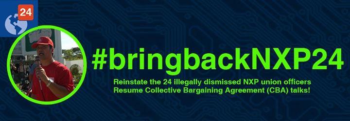 Bring Back NXP 24