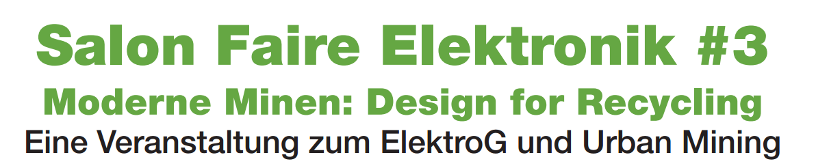 Salon Faire Elektronik #3
